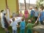 Mše svatá u kapličky v Pavlovicích